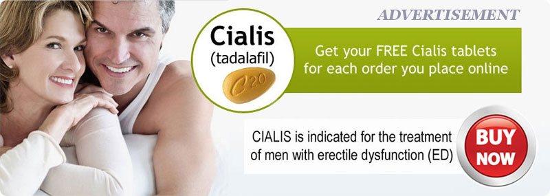 Buy cheap Cialis online no prescription